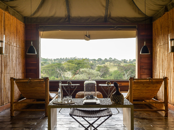 Singita Faru Faru, Viewing Decks