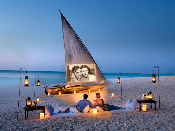 Mnemba island lodge, romantic beach holiday