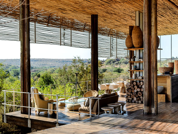 Singita Lebombo Lodge, Kruger