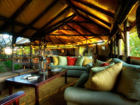 Kanana Lodge Lounge