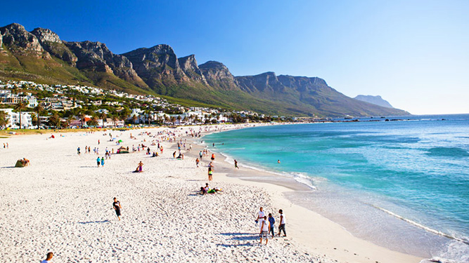 Top 10 Reasons to Visit South Africa - the beach