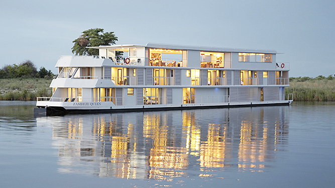 Top 5 Chobe Experiences - River cruising