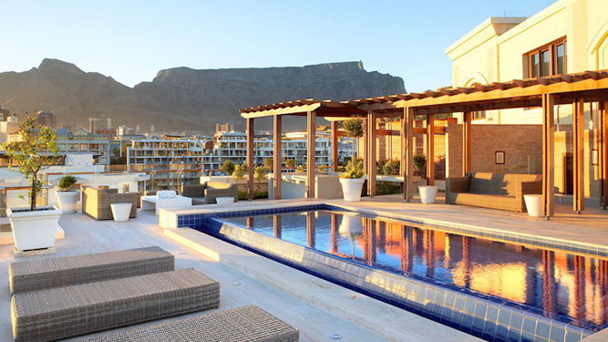 Africa's Top 10 Ultra-Luxurious Hotel Suites - One Above