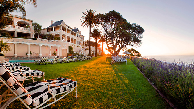 Africa's Top 10 Ultra-Luxurious Hotel Suites - Ellerman House
