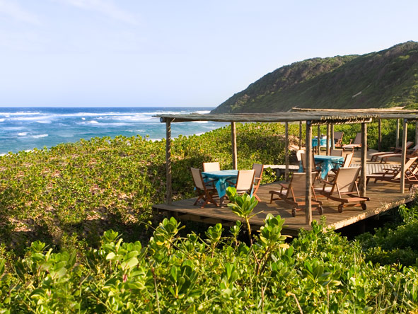 Thonga Beach Lodge, South Africa