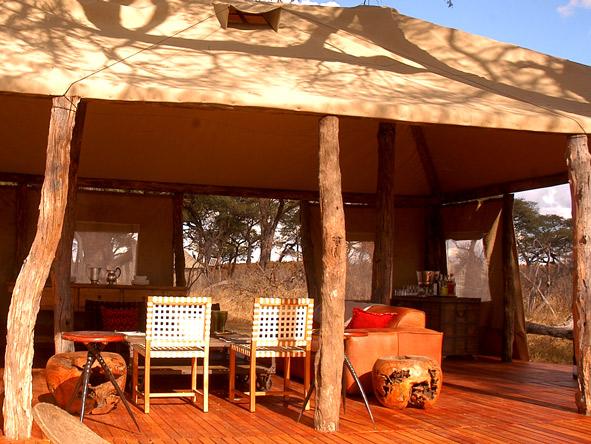 Somalisa Acacia, Hwange National Park