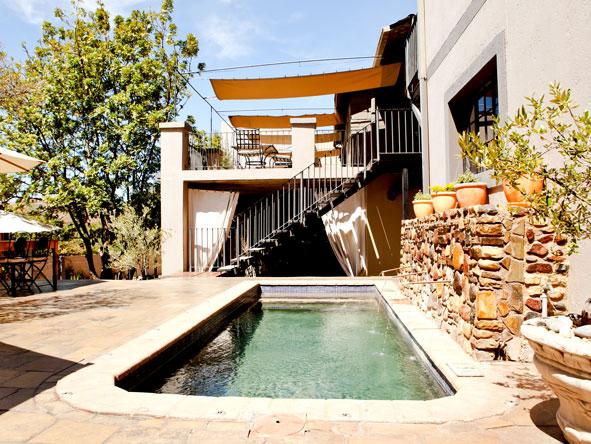 olive grove swimming pool