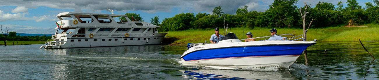 Matusadona Luxury Lake Safari Cruiser