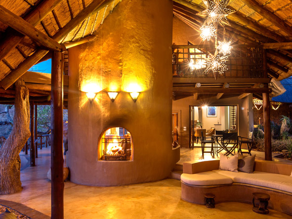 Royal Madikwe Lodge, bar