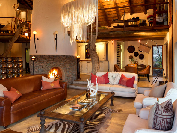 Royal Madikwe, lounge