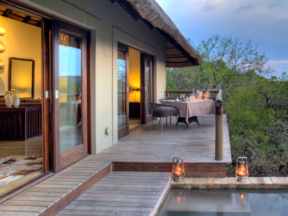 Phinda Mountain Lodge, Private Game Reserve