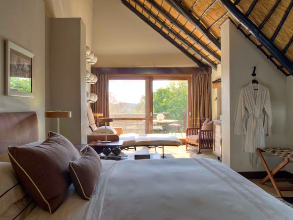 luxury, modern - african suites, Phinda Mountain Lodge