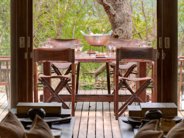 Phinda Moountain Lodge, luxury lodge, South Africa