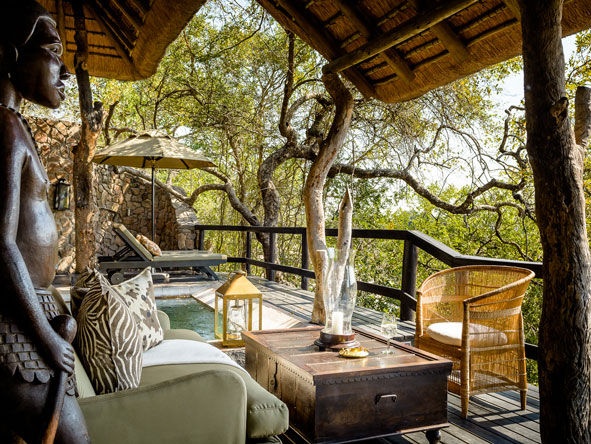 Singita Ebony, Sabi Sands Private Game Reserve