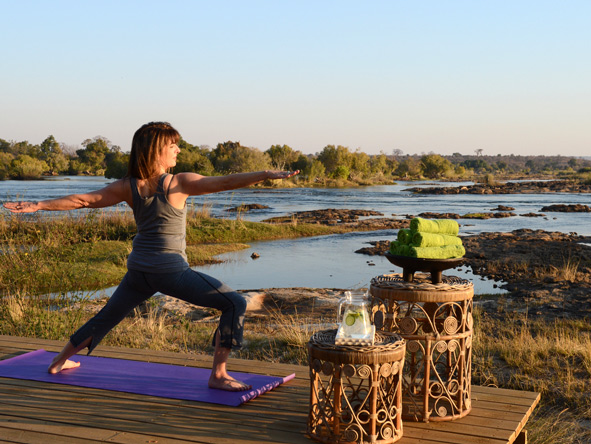 Zambezi River, Yoga
