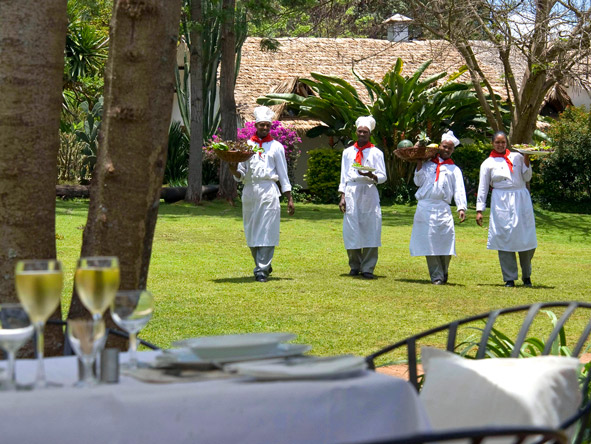 service, plantation lodge