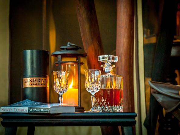 Cognac, sand river masai mara