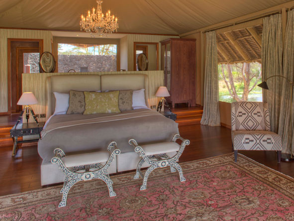 luxurious kenyan bedroom suite