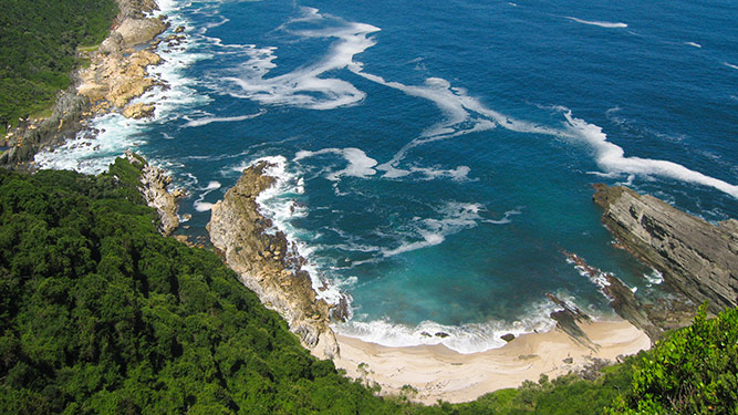 Christmas in Africa - The Garden Route