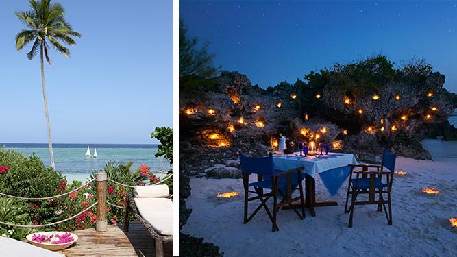Christmas in Africa - Beach Villa