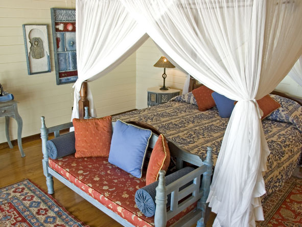 Anantara Medjumbe, bedroom suite