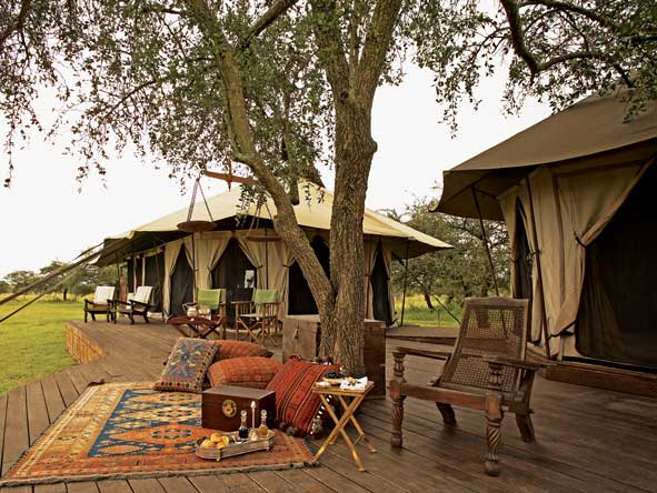 Singita Sabora, luxury safari camp