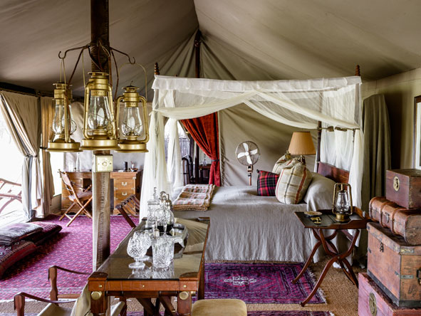 Bedroom Suite, Singita Sabora
