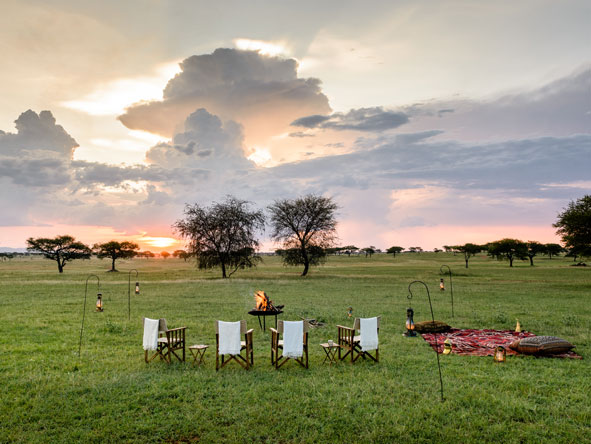 The Grumeti Reserves, Singita Safari