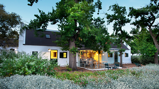 The Best Affordable Luxury Accommodation - Babylonstoren