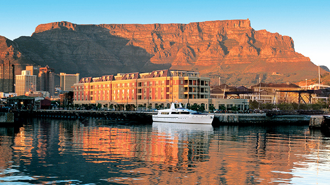 The Best Affordable Luxury Accommodation - Cape Grace