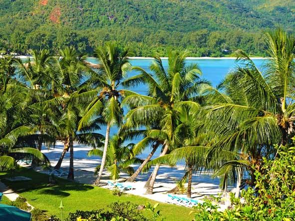 Private Beach, Hotel L'Archipel