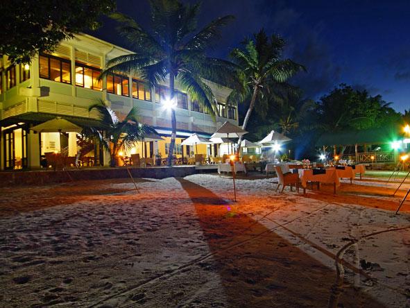 Hotel Restaurant, Hotel L'Archipel