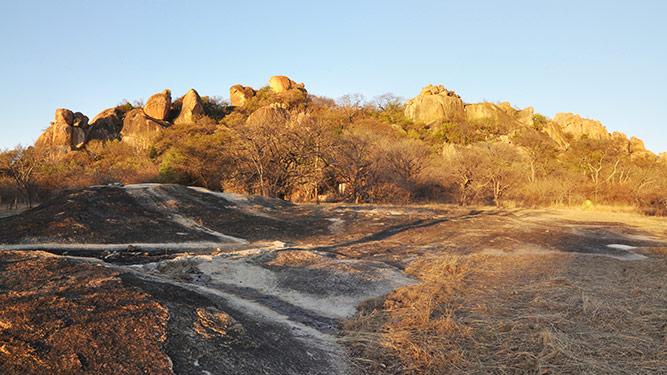 Zimbabwe Rises Again - Matobos Hills