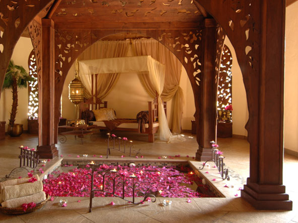 the Spa at Breezes Beach Club, Zanzibar