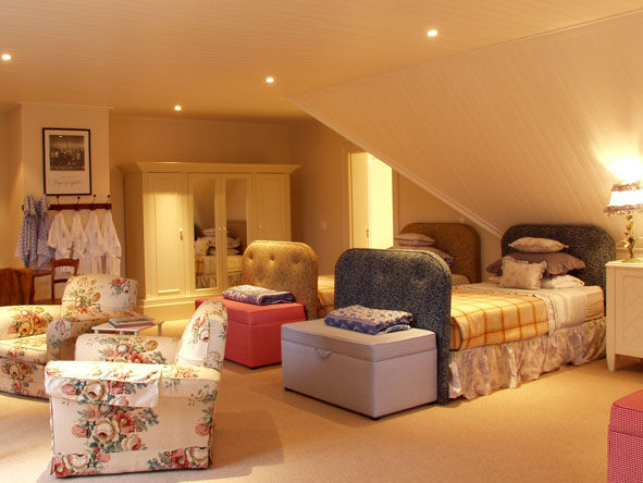 paddock suites at Kurland Estate