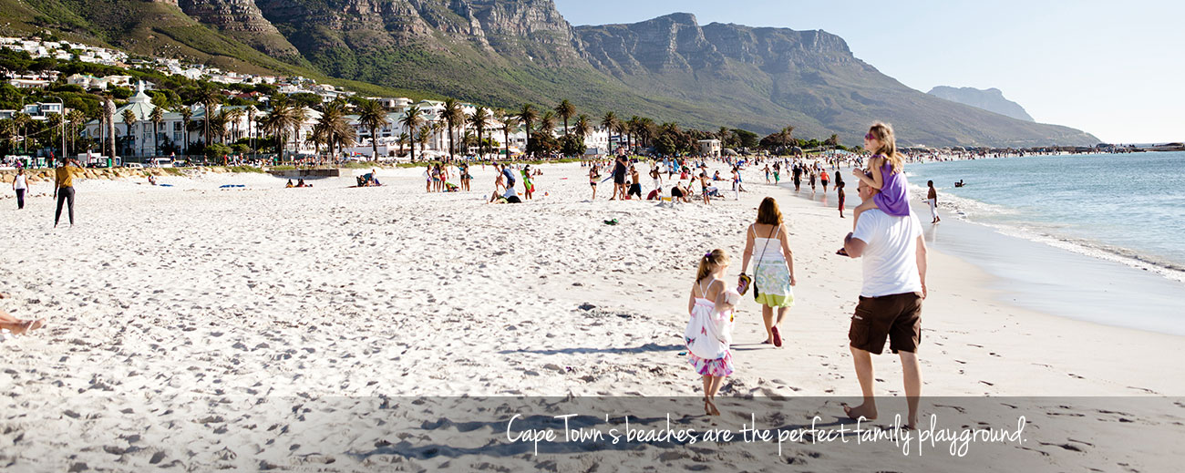 Africa's Best Family Destinations: Beachside in Cape Town
