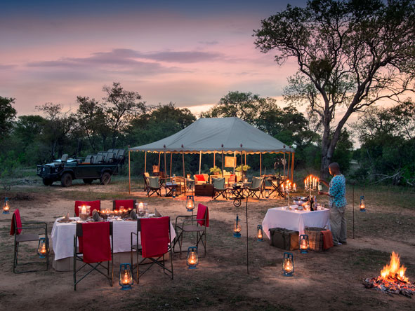 Tanda Tula, Timbavati Private Game Reserve