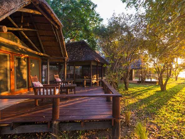 Royal Zambezi Lodge, Zambia