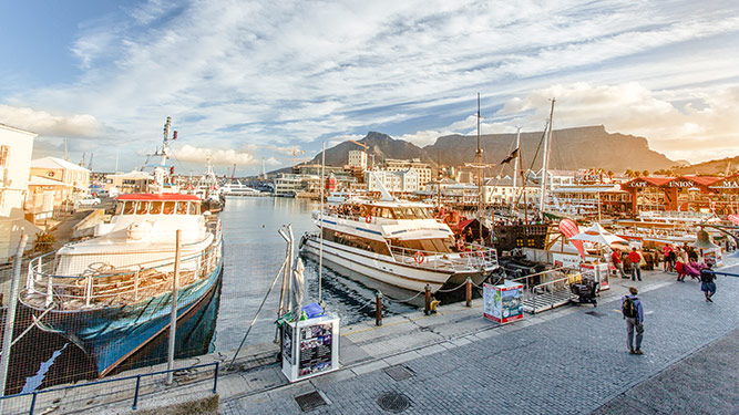 Top 10 Inspirational Places - Cape Town