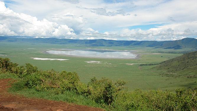 Top 10 Inspirational Places - Ngorongoro Crater