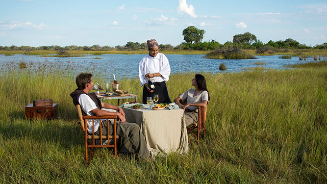 Top 5 African Bucket List Experiences for Couples - Vumbura Plains