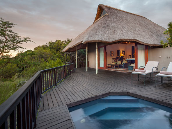 Kichaka Private Game lodge, South Africa