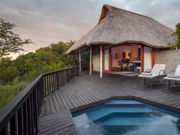 Kichaka Private Game lodge, South Africa