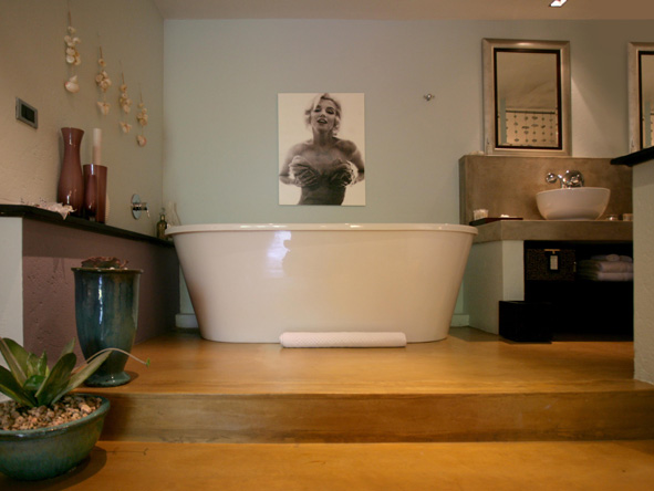en-suite bathroom, Teremok Marine