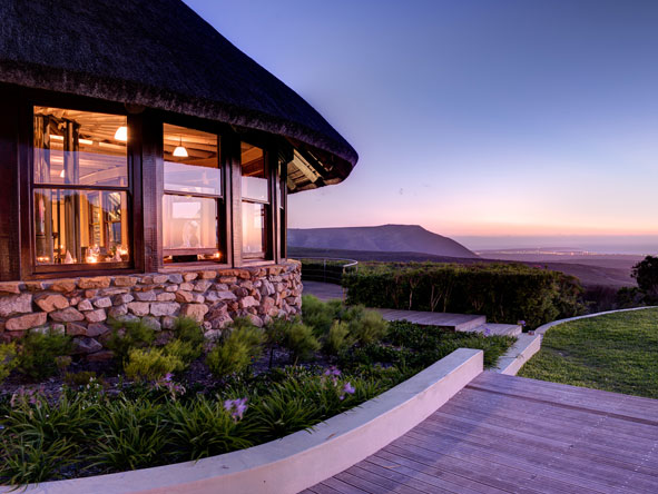 Grootbos Garden Lodge, South Africa whale coast