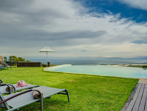 Grootbos Forest Lodge, pool