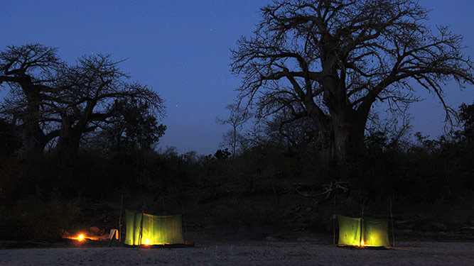 Sand River Selous - Africa's Most Romantic Beds