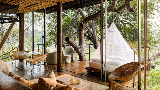 Singita Lebombo - Africa's Most Romantic Beds