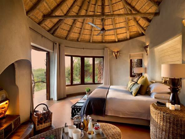 African suites at Madikwe