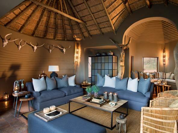modern african decor, Madikwe